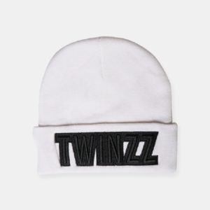 UBER-EMBRO-KNITTED-HAT-White-Black-twinzz-sk