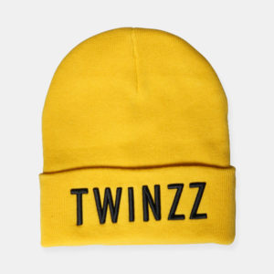 twinzz-3d-beanie-yellow-black