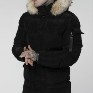 siksilk-shiny-puff-parka-black-p3866-34005_medium