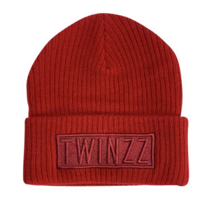 TORONTO BOX BEANIE Red Red